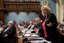 Évasion par hélicoptère: la ministre Thériault se dit victime d'acharnement