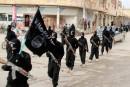 Raqqa, capitale de l'EIIL