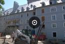 Monastère des Augustines: le discret méga chantier de Québec