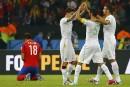 L'Algérie bat la Corée du Sud 4 à 2