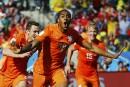 Les Pays-Bas battent le Chili et terminent en tête du groupe B