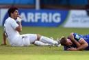 La FIFA pourrait sortir les crocs contre Luis Suarez