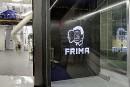 Les nouveaux locaux de Frima