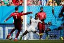 Le Portugal bat le Ghana, mais est éliminé