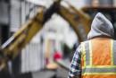 Construction: Couillard n'aura pas «les bras croisés» en cas de grève