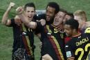 La Belgique bat la Corée du Sud et termine en tête du groupe