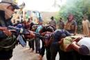 L'EIIL a procédé a des exécutions de masse de soldats irakiens