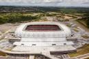 Un stade atypique à Recife
