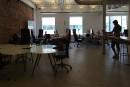 Un bureau pour les travailleurs autonomes