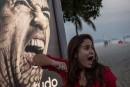 Se faire mordre par Luis Suarez à Copacabana