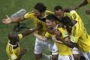 La Colombie qualifiée pour les quarts de finale