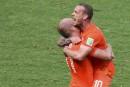 Les Pays-Bas se sauvent avec la victoire contre le Mexique