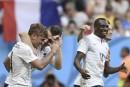 La France élimine le Nigeria 2 à 0