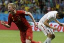 La Belgique perce la muraille Howard