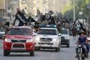 Face à l'EI, les rebelles syriens menacent de jeter les armes
