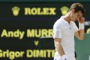 Murray éliminé, Djokovic et Federer en demi-finales