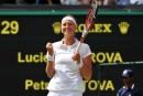 Petra Kvitova passe en finale trois ans après son sacre