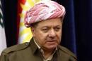 Le président kurde réclame un référendum sur l'indépendance