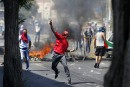 Jeune Palestinien tué:des funérailles sous haute tension