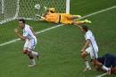 L'Allemagne bat la France et accède au carré d'as