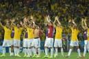Le Brésil avance en demi-finale