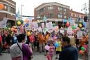 Journée de grève dans les garderies en milieu familial