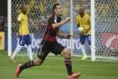 MiroslavKlose devient le meilleur buteur de l'histoire du Mondial