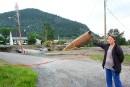 Tempête <i>Arthur </i>en Gaspésie: Québec au secours de 11 municipalités