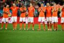 La presse néerlandaise entre douleur et remerciements