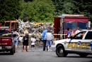 Une école primaire détruite par le feu à McMasterville