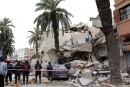 Casablanca: 4 morts et 55 blessés dans l'effondrement d'immeubles