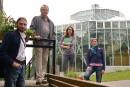 Recherché : locataire avec les reins solides pour les terrains de l'ancien zoo