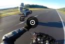 Rouler à 299 km/h et s'en vanter sur Facebook