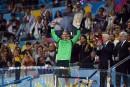 L'Allemand Manuel Neuer élu Gant d'Or