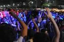 Les Brésiliens fêtent la défaite argentine