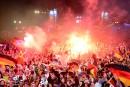 L'Allemagne euphorique après un quatrième titre historique