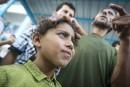 <em>La Presse </em>à Gaza: fuir les bombes