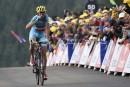 Déjà fini le Tour de France?