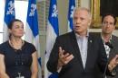 Dépenses à l'étranger: Lisée exige des excuses de St-Pierre