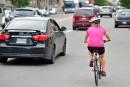 Pas de loi pour le casque à vélo