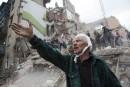 Ukraine: 11 civils tués lors du bombardement d'un immeuble