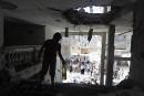 Israël bombarde les domiciles de responsables du Hamas