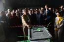 Début de l'audit de la présidentielle afghane après une attaque des talibans
