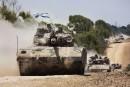 Nétanyahou prêt à élargir l'opération terrestre à Gaza