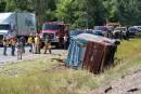 Accident d'autocar dans l'État de New York: une Québécoise de 14 ans est morte