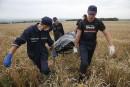 Vol MH17: les premiers corps récupérés