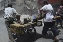 Syrie: 3e jour de combats entre armée et djihadistes