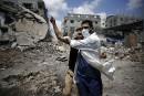 Dimanche sanglant à Gaza