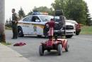 Plessisville: il meurt après avoir chuté de son quadriporteur