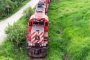 La Société du chemin de fer de la Gaspésie toujours en attente de financement